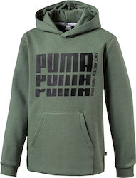 68e7355ffce Puma Rebel Bold Fleece Hoodie 852436-23