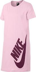 6df41e836a0 Nike Kids Sportswear T-shirt Dress AQ0613-663