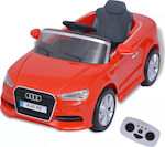 Licensed Audi A3 80149 Red