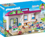 Playmobil City Life: Travelling Animal Clinic