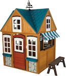 Kid Kraft Seaside Cottage Outdoor Playhouse