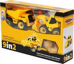 Jamara Construction Vehicles Set 9 in 2