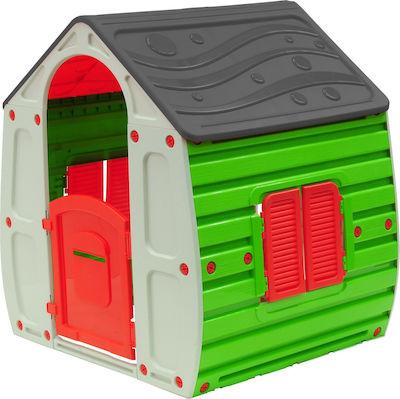Starplay Σπιτάκι Magical House 10-561 Green Grey