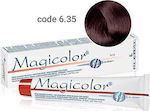 Kleral Magicolor Permanent Hair Color Cream 6.35