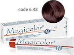 Kleral Magicolor Permanent Hair Color Cream 6.43