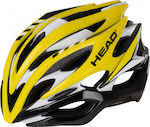Head Helmet MTB W11 Yellow/Black
