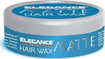 Elegance Gel Hair Wax Matte 140gr