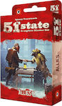 Portal Games 51st State: Master Set Allies (Exp)