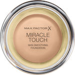 Max Factor Miracle Touch Skin Smoothing Foundation 60 Sand 11.5gr