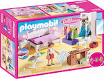 Playmobil Dollhouse: Bedroom with Sewing Corner