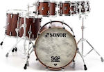 Sonor SQ2 Rock Palisander Replica