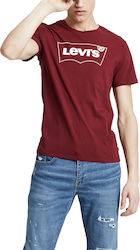 Levi's Housemark Graphic 22489-0230 Bordeaux