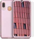 KW Full Body Metallic Rose Gold (Galaxy A40)