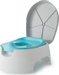 Summer Infant 2 in 1 Step up Potty Blue