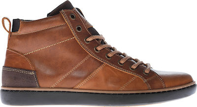 CASUAL BOOT ZITA BOOTS TOBACCO man