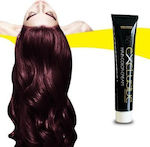 Mediterranean Cosmetics Εxclusive Professional Hair Color Cream 4.6