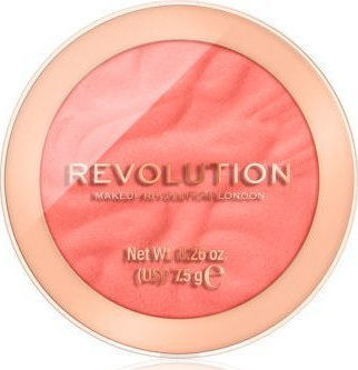 Revolution Beauty Blusher Reloaded Coral Dream