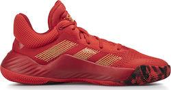 newest cfb26 196df Adidas x Marvel D.O.N Issue 1 EG0490