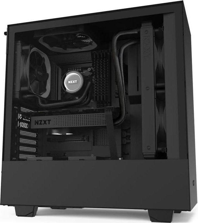 NZXT H510 Black (CA-H510B-B1) - Πληρωμή και σε έως 36 Δόσεις!!!