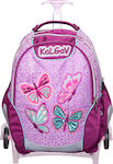 KalGav Trolley X-Bag Butterflies