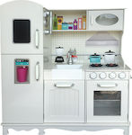 Wooden Children's Kitchen White