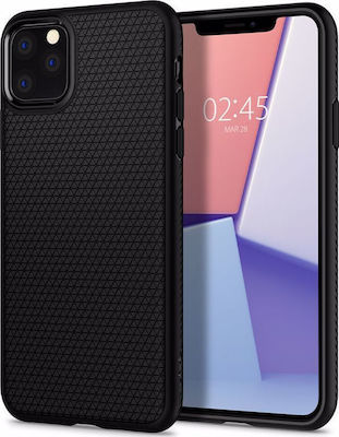 Spigen Liquid Air Μαύρο (iPhone 11 Pro)
