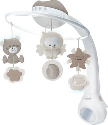 Infantino Musical Mobile 3 in 1 Projector Ecru