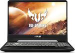 Asus TUF Gaming FX505DT (3750H/8GB/256GB/GeForce GTX 1650/FHD/W10)
