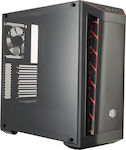 CoolerMaster Masterbox MB511 Red