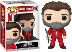 Pop! Television: La Casa de Papel (Money Heist) - Moscow 918