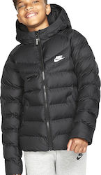 Nike JR B NSW Jacket Filled 939554-013