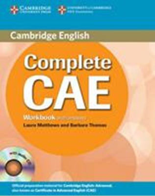 COMPLETE CAE WKBK W/ANSWERS (+CD)
