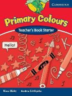 PRIMARY COLOURS STARTER TCHRS