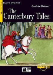 Canterbury Tales Reader & audio CD