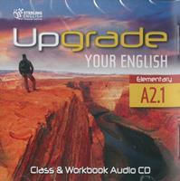 UPGRADE YOUR ENGLISH A2.1 CD's (Mp3)