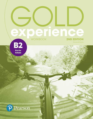 GOLD EXPERIENCE B2 WORKBOOK 2ND ED