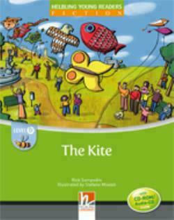 YOUNG READERS THE KITE - READER + AUDIO CD / CD-ROM (YOUNG READERS B)