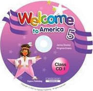 Welcome to America 5 Cds(2)