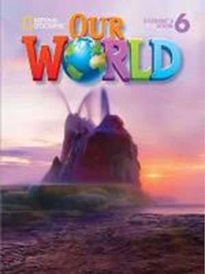 Our World 6 Student's book (+ CD Rom)