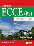 MICHIGAN ECCE B2 12 PRACTICE TESTS TEACHERS BOOK