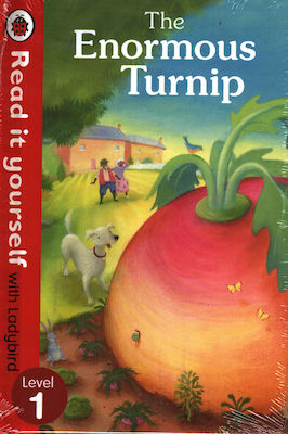 THE ENORMOUS TURNIP-READ IT YOURSELF-L.1 HB