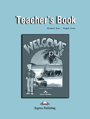 Welcome Plus 6 Tchr's Pack new