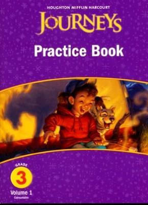 JOURNEYS PRACTICE BOOK LEVEL 3.1