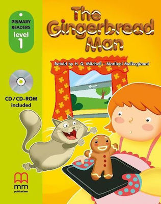 THE GINGERBREAD MAN Student's Book (with CD)
