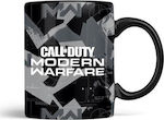 Κούπα Κεραμική Call of Duty MW Metal Badge Mug