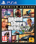 Grand Theft Auto V (Premium Edition) PS4