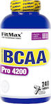 FitMax BCAA Pro 4200 240 ταμπλέτες
