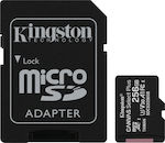 Kingston Canvas Select Plus microSDXC 256GB U3 V30 A1 with Adapter