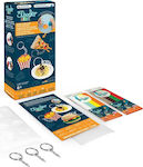 3Doodler Start Food Key Ring Doodle Mould Kit (with 48 Strands)