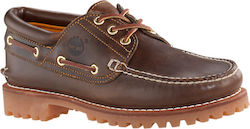 Timberland Icon 3 Eye Classic Handsewn 30003 Dark Brown Full Grain